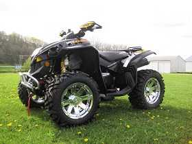 2008 Can Am Bombardier Renegade 800x
