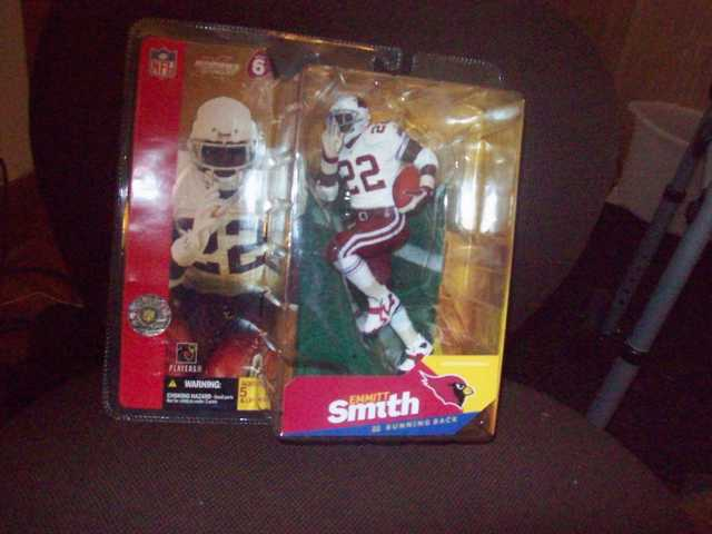 Emmitt Smith 6 Mcfarlane