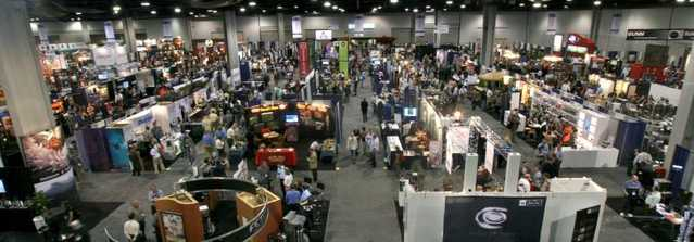 Custom Booth's Made To Order For Trade Shows / Conventions / Expo