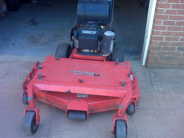 Commercial Mower For Sale