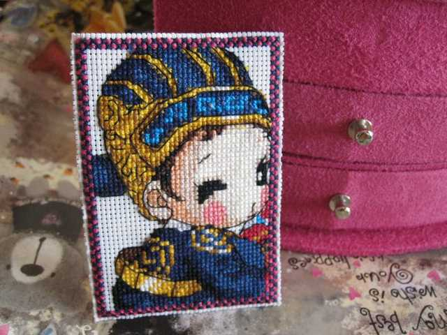 Chinese Cross - Stitch