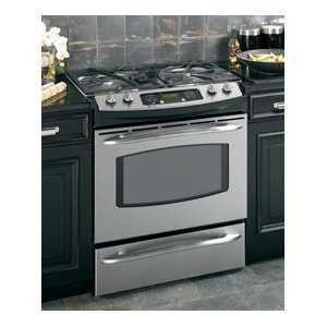 Ge Profile Stainless Steel Convection Range