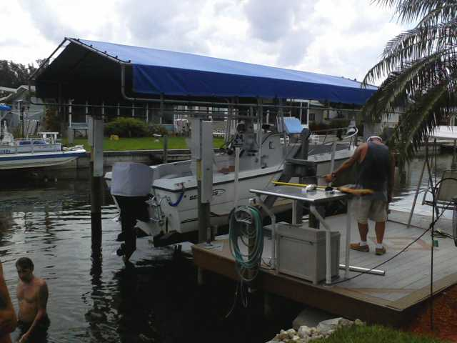 Dock & Boat Lift Sales / Services