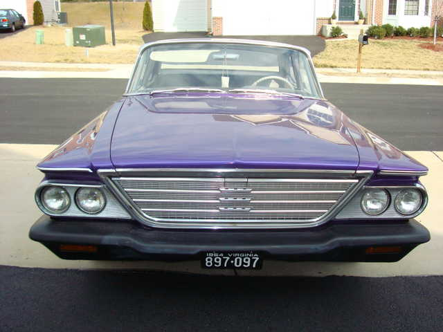 64 Chrysler - Newport