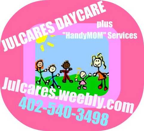 Julcares Daycare & Handymom