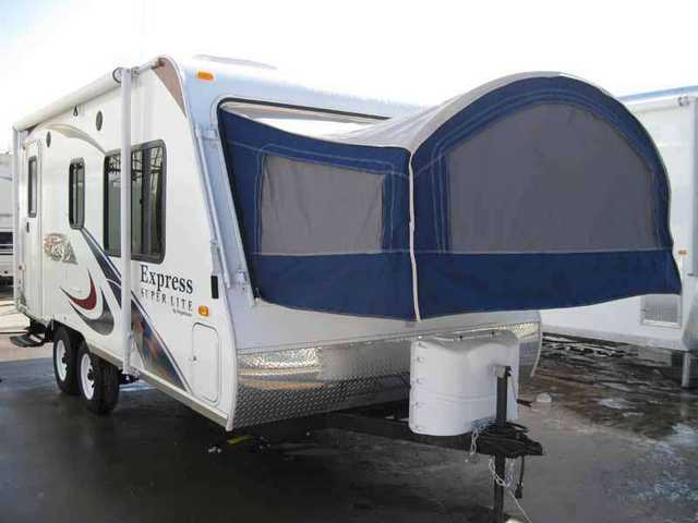 2010 Keystone Passport 190 Express * Travel Trailer