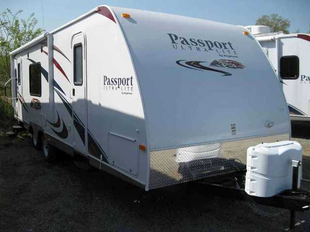 2010 Keystone Passport 285rl