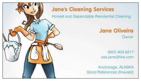 Jane's Cleaning Services