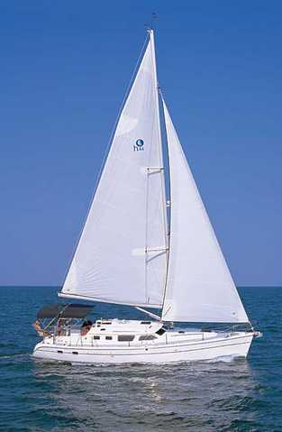 2003 Hunter 426 Sailboat For Sale In San Diego, Ca