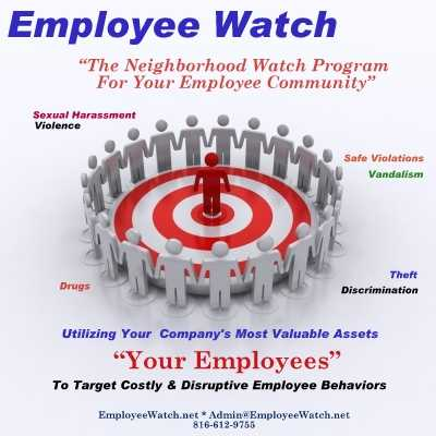 The Neighborhood Watch Program For Employee Communities