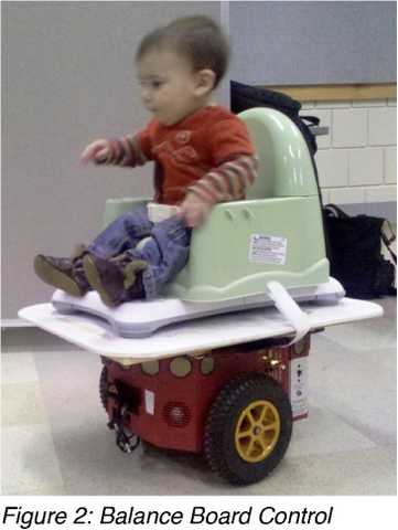 Can Your Infant Drive A Robot?