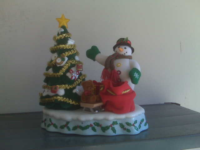 Avon Christmas Decor