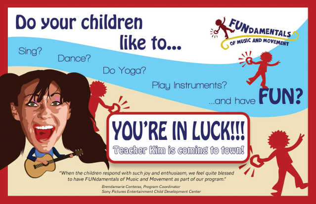 Fun & Extraordinary Enrichment For Your Children!