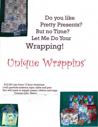Unique Wrappins'