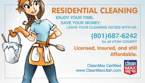 Licensed, Insured, And Still Affordable. - Cleaning Services