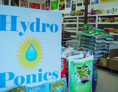Hydro Ponics (Of Harrisburg) Now Open
