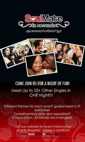 Single? . Fun Speed Dating Event In Atlanta!