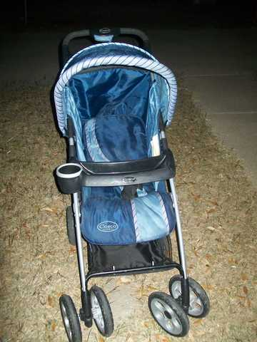 Stroller And Pack And Play