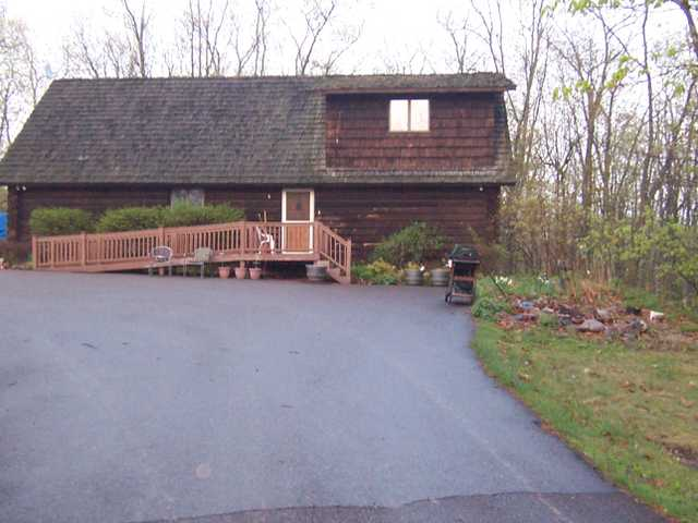 Reduced For Quick Sale - Full Log Home