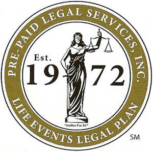 Independent Associate, Pre - Paid Legal Services, Inc.