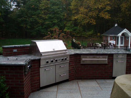 Retaining Walls, Decorative Walls, Brick Fireplaces