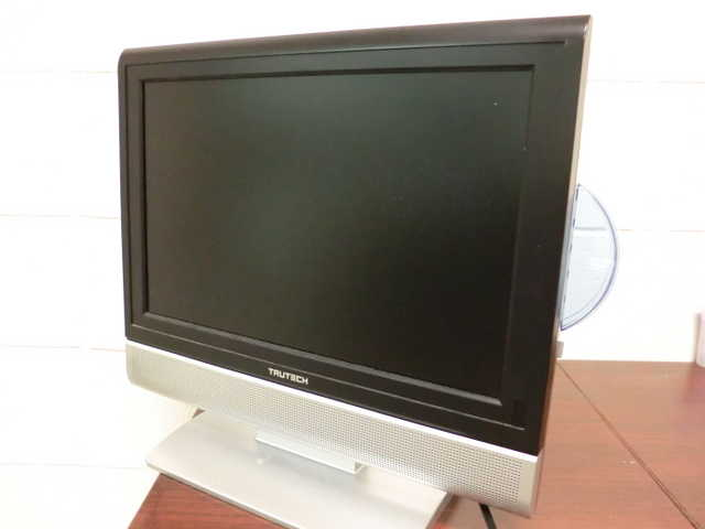 Trutech 17 Lcd Tv / Dvd