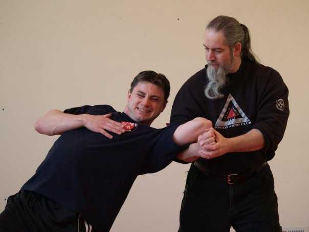 Ju Jutsu Class (Classical Style) Try For Free!