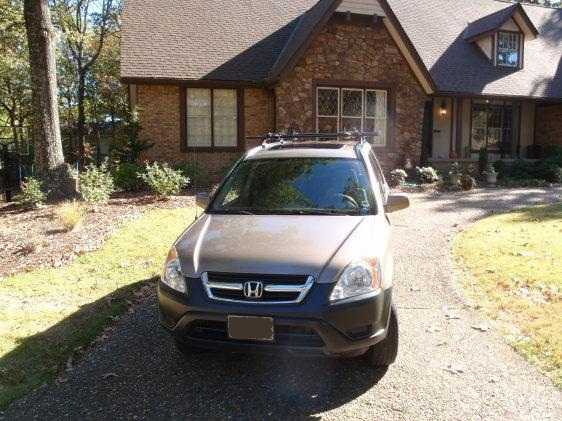 2003 Honda Cr - V 4wd Ex New Condition