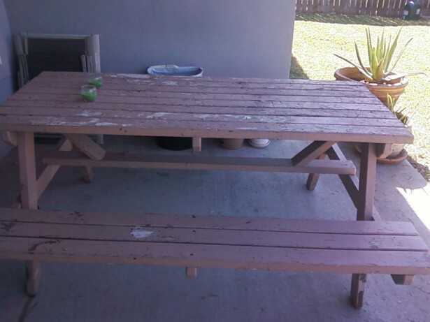Picnic Table - $70