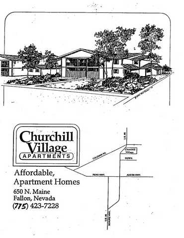 Churchill Village Apts