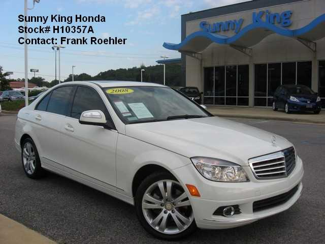 2008 Mercedes - Benz C - Class 3.0l Luxury