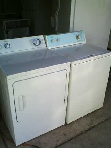 Whirlpool Washer / Ge Dryer Set! Free Delivery! - Used