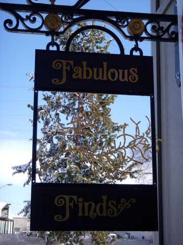 Fabulous Finds Now Open