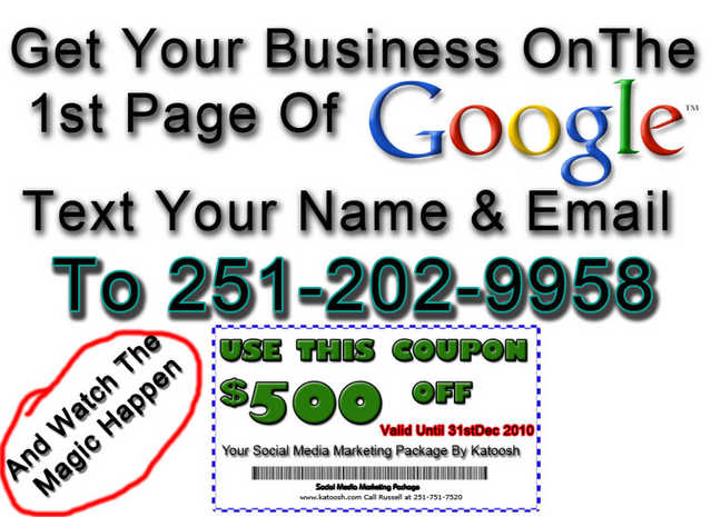 Your Website On The 1st Page Of Google In 48 Hours