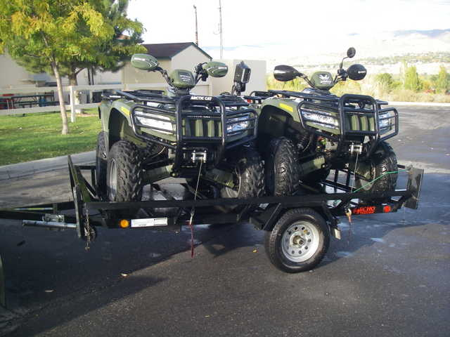 2007 Arctic Cat 700 Atv 4x4