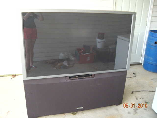 Big Screen Television