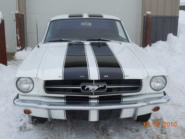 1965 Ford Mustang 2 Door Coupe Sharp