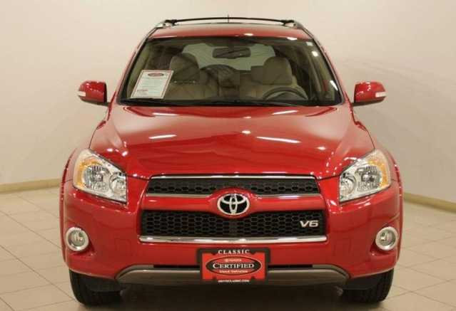 2006 Toyota Rav4 Limited 4wd For Sale