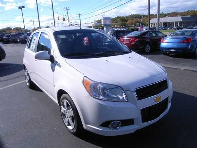 2009 Chevrolet Aveo Lt Hatchback Certified