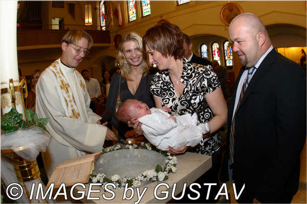 Christening Photography - Images By Gustav Limited Offer
