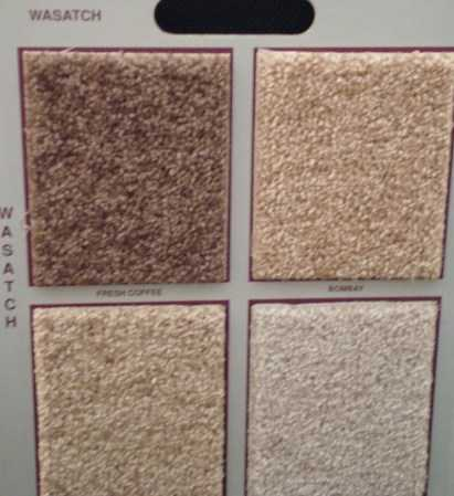 Carpet, Pad, And Installation $1.22 Sq. Ft.