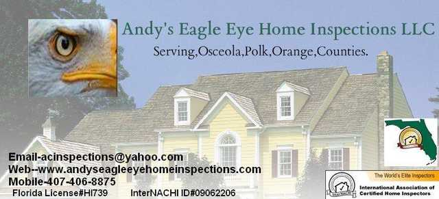Andy's Eagle Eye Home Inspections Llc