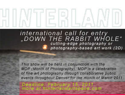 Call For Entry At Hinterland