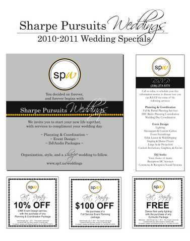 Wedding Planner, Dj And Other Services Coupons