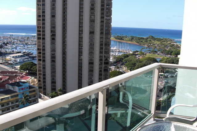 Ala Moana Hotel - Ocean View - Waikiki Tower / Week