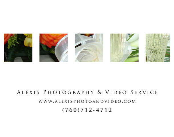 Photographer & Videographer Services