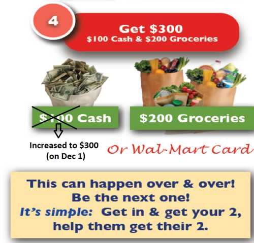 Get Your Groceries For Free!