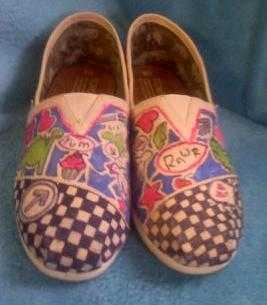 Custom Designed Toms