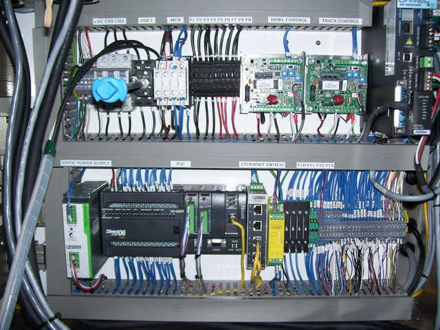 Automation And Electrical Panel Building Services
