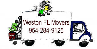 Weston Fl Movers - Moving Services # 954 - 284 - 9125